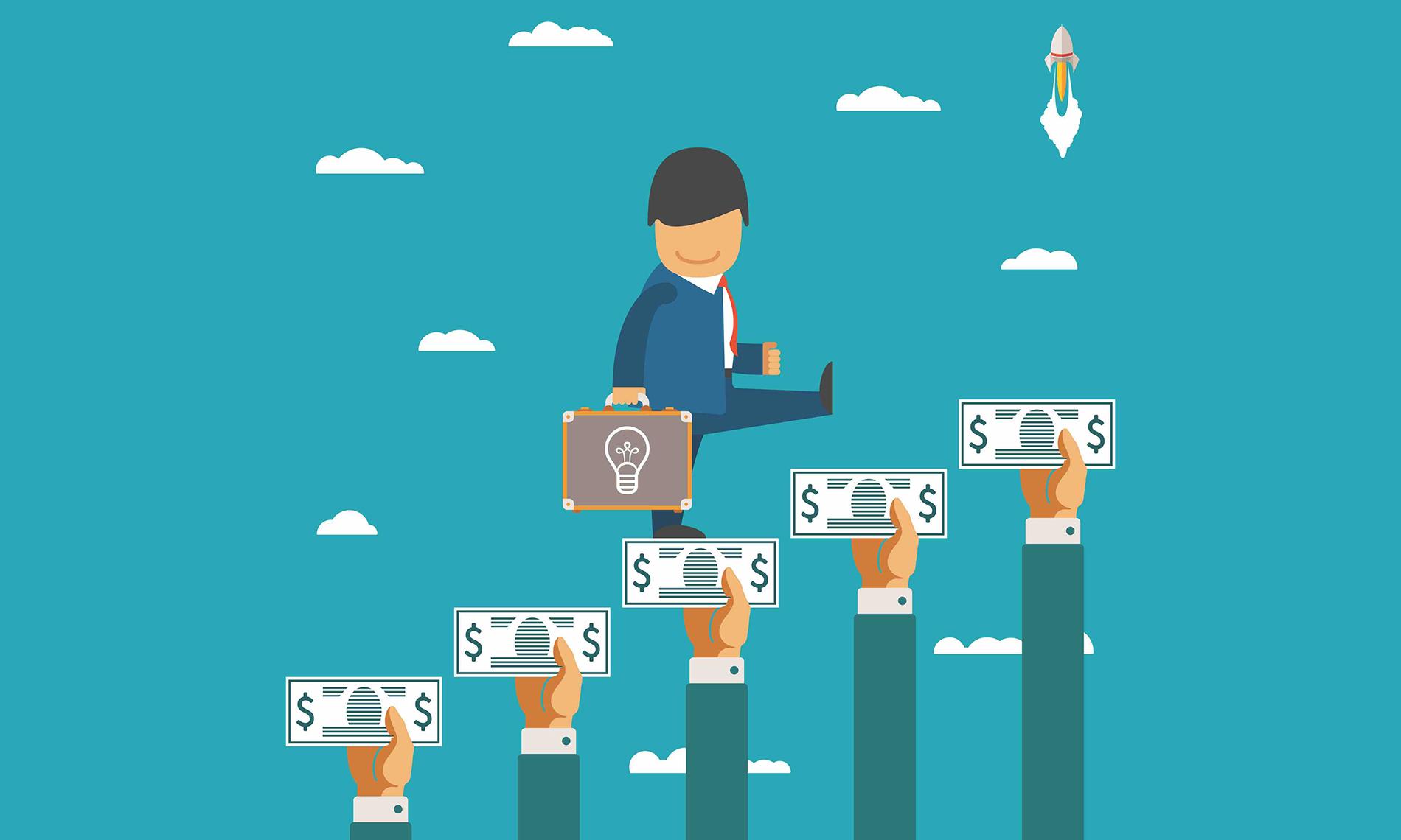 [Infographic] Những người giàu có và thành công nhất thế giới khởi nghiệp thế nào?