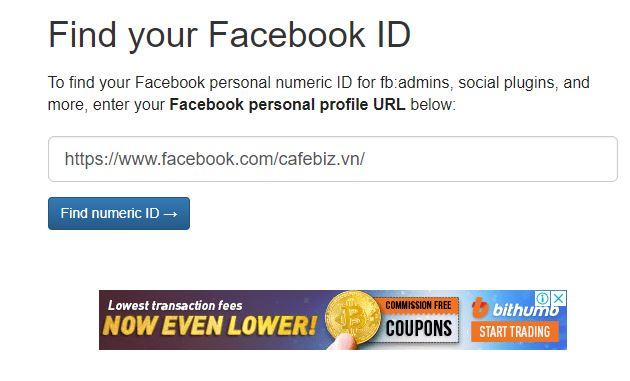 Huong dan get UID Facebook Alo Soft