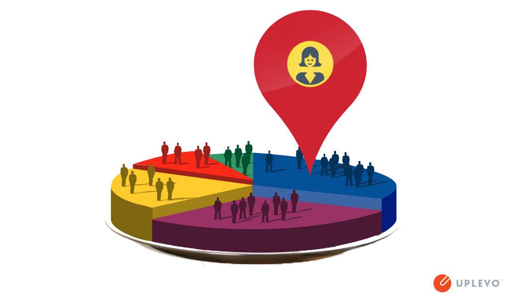 tìm kiếm khách hàng tiềm năng demographic