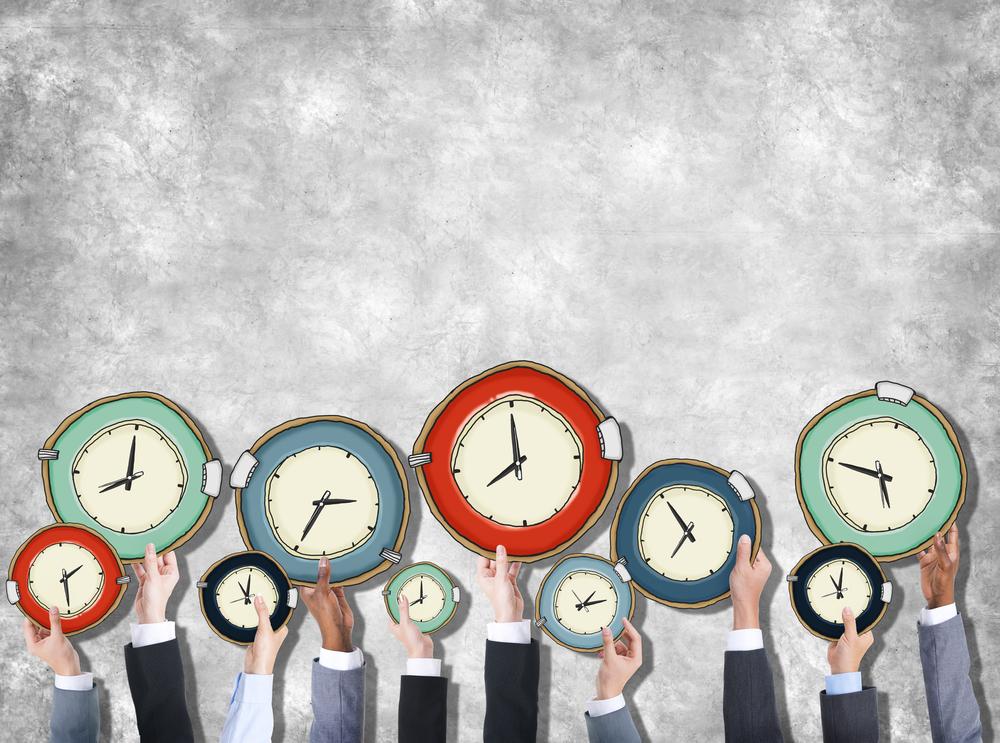 time - 10 cách tăng tương tác 100% trên Facebook