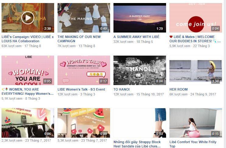 c17 phan tich kinh doanh fanpage libe - Phân tích kinh doanh shop thời trang online Libé trên Fanpage Facebook