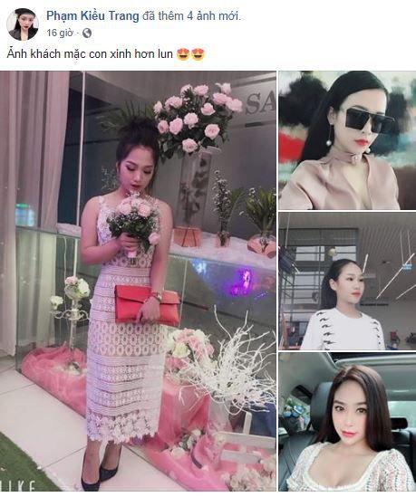 d4 trang me ban hang online - Tìm hiểu cách bán hàng trên Facebook của Hot Girl Trang Mễ