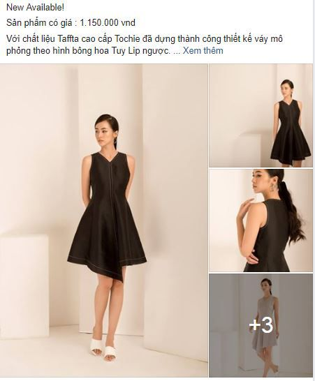 e14 phan tich kinh doanh fanpage Tochie - Phân tích shop thời trang online Tochie trên Fanpage Facebook