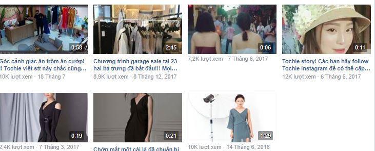 e16 phan tich kinh doanh fanpage Tochie - Phân tích shop thời trang online Tochie trên Fanpage Facebook