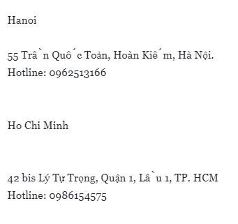e4 phan tich kinh doanh fanpage Tochie - Phân tích shop thời trang online Tochie trên Fanpage Facebook