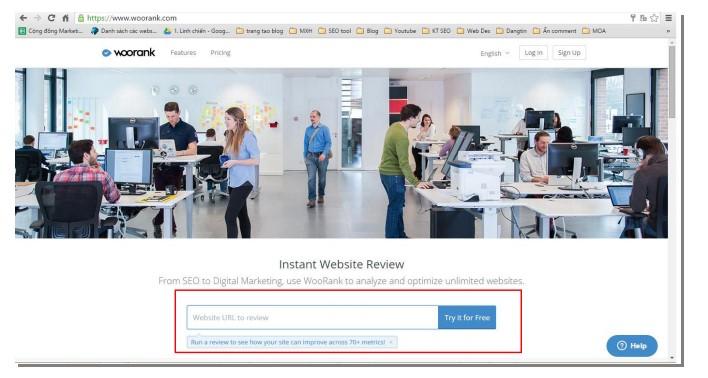 Công cụ hỗ trợ SEO tốt cho website