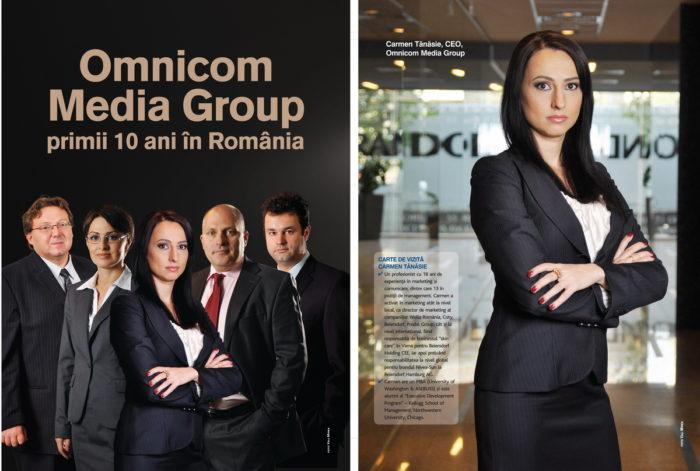 Tập đoàn truyền thông Ominicom