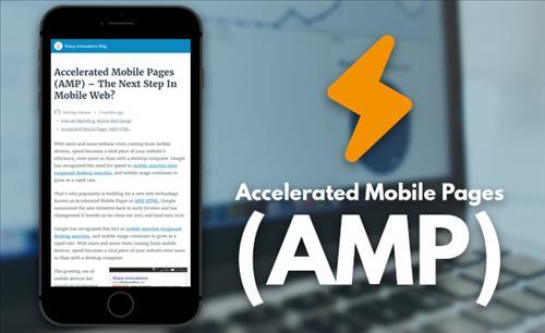 Hướng dẫn Cài đặt AMP cho trang web