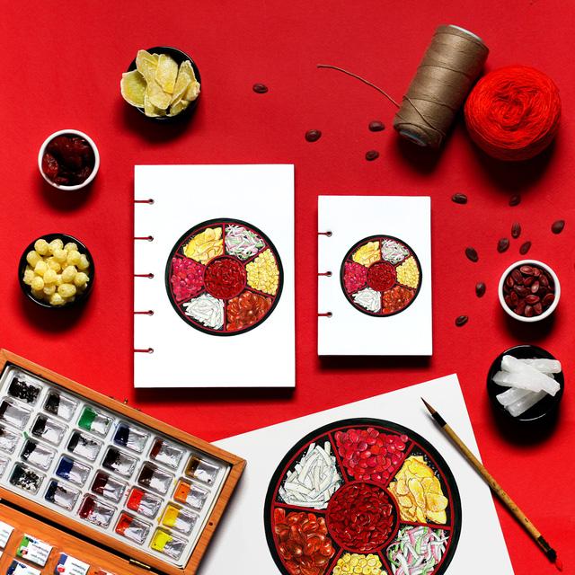 Monosketch: Startup thương mại hóa tác phẩm của họa sĩ trẻ Việt lên sổ tay, tranh treo tường, bưu thiếp... - Ảnh 7.