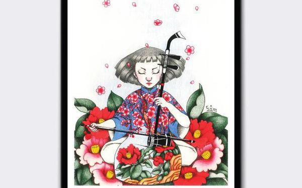 Monosketch: Startup thương mại hóa tác phẩm của họa sĩ trẻ Việt lên sổ tay, tranh treo tường, bưu thiếp...
