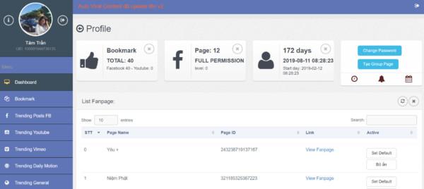 1 77 - Hướng dẫn đăng bài tự động cho Fanpage hiệu quả bằng công cụ Auto viral content
