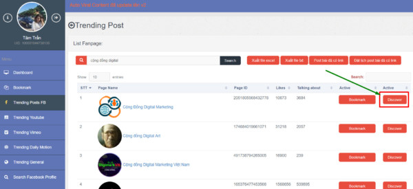 1 82 - Hướng dẫn đăng bài tự động cho Fanpage hiệu quả bằng công cụ Auto viral content