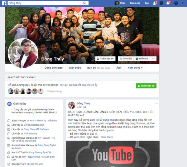 16 - Cách Bán Hàng Trên Facebook Cá Nhân Hiệu Quả 2019