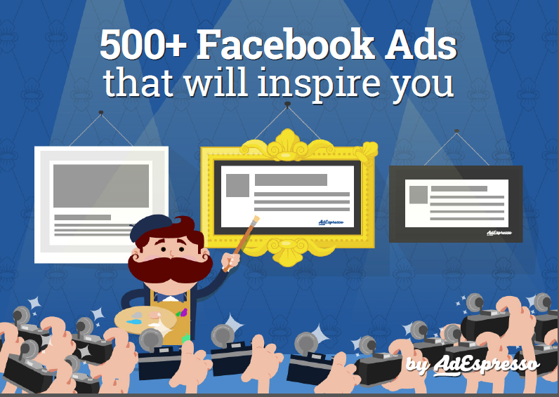 500 - 500 mẫu ý tưởng quảng cáo Facebook hiệu quả nhất !