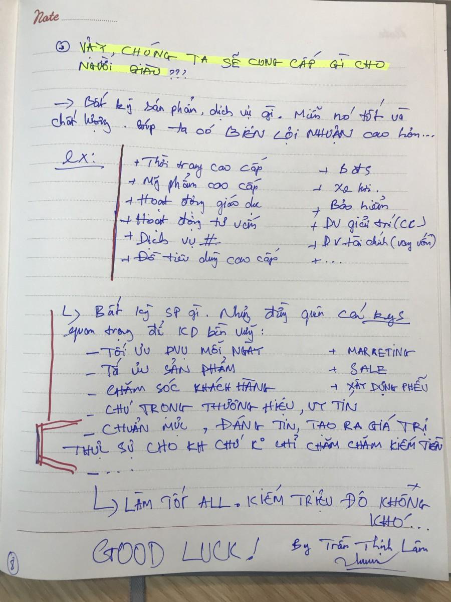 9 - Ebook Bí Quyết Kinh Doanh Bán Hàng Nhắm Đến Phân Khúc Trung và Cao Cấp - Khách Hàng Giàu Có