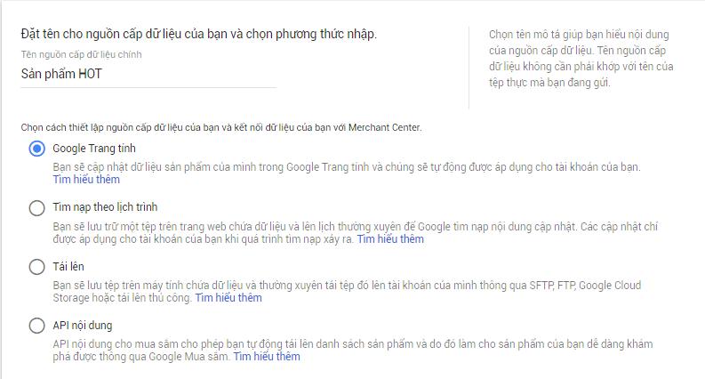 cachchayquangcaogoogleshopping6 1544774288 - Tất tần tật về Google Shopping: Kiến thức và hướng dẫn cách tạo chiến dịch quảng cáo