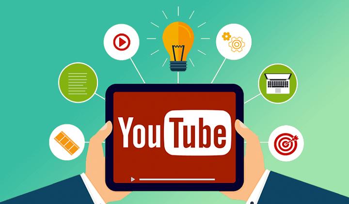 kenh ban hang online hieu qua nhat 2018 youtube 1 - Bán hàng online năm 2019 - 8 Lựa chọn kênh bán hàng hiệu quả cho doanh nghiệp để thu lợi nhuận khủng