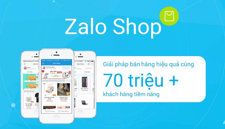 kenh ban hang online hieu qua nhat 2018 zalo 1 - Bán hàng online năm 2019 - 8 Lựa chọn kênh bán hàng hiệu quả cho doanh nghiệp để thu lợi nhuận khủng