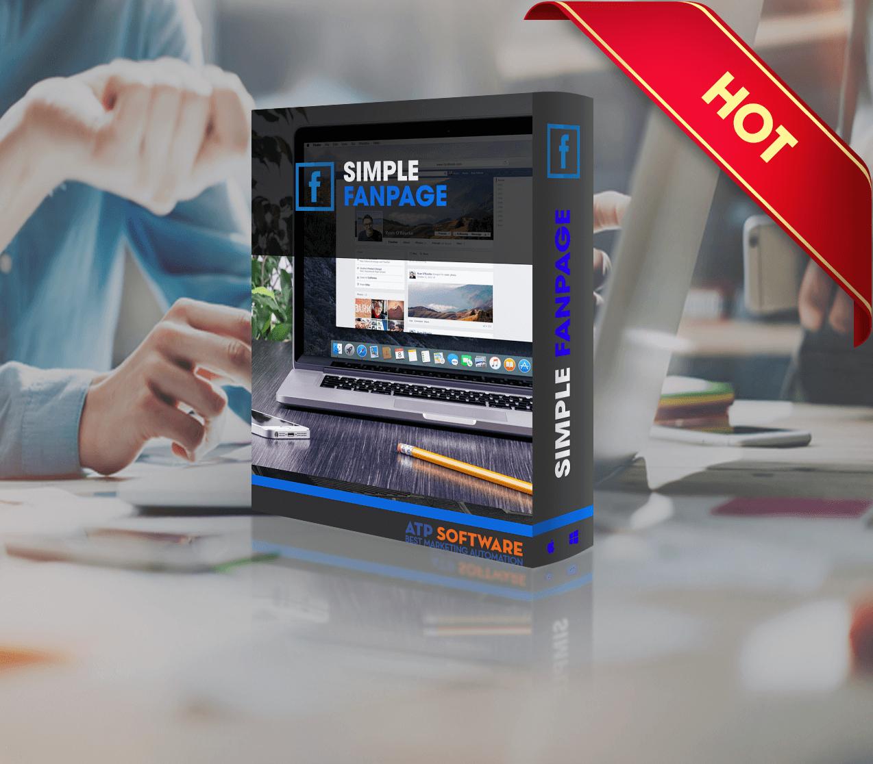 simple fanpage atpsofware - Top Phần mềm bán hàng và hỗ trợ kinh doanh tốt nhất hiện nay
