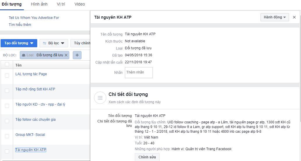 tệp uid kh biết về atp - Gợi ý 5 cách thức quảng cáo khuyến mãi hiệu quả cao trên Facebook bằng phần mềm ATP